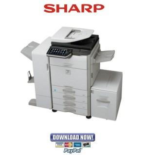 Sharp MX2010U 2310U 3111U 2610N 3110N 3610N Service