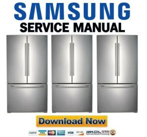 Samsung RF260BEAESR Service Manual & Repair Guide