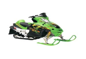 Arctic Cat snowmobile service manual repair 2004