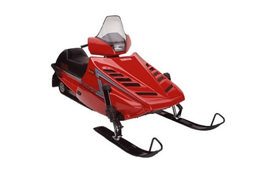 Yamaha Exciter 570 Snowmobile