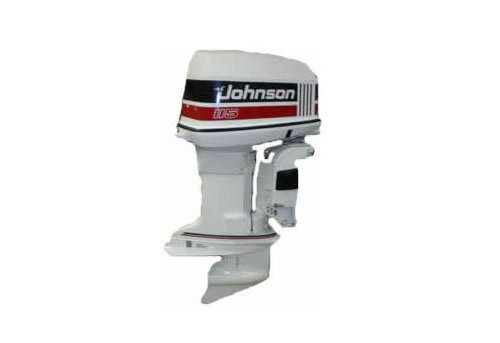 135 hp johnson outboard motor for Johnson outboard motor repair