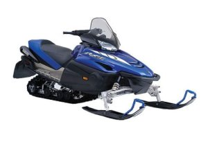 Yamaha RX1  RX Warrior snowmobile service manual repair 20032005