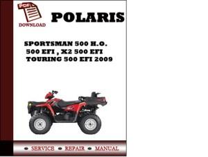 Polaris Sportsman 500 HO , 500 EFI , X2 500 EFI