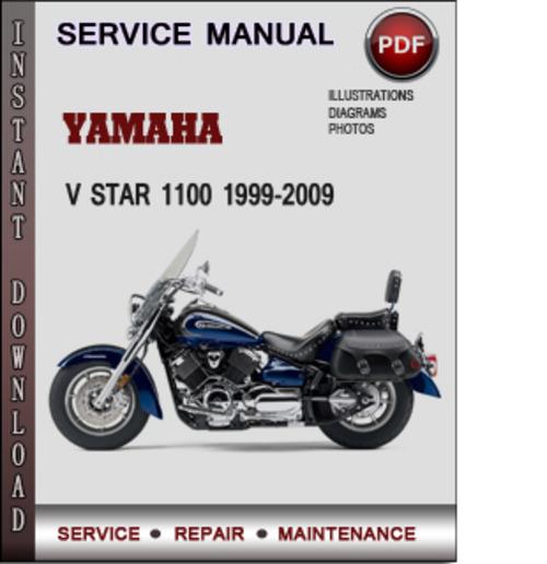 2007 vstar1100 owners manual