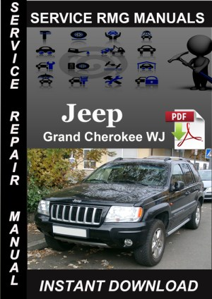 Jeep Grand Cherokee WJ Service Repair Manual Download