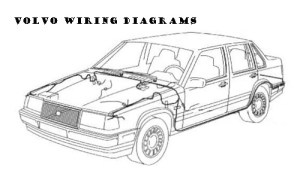 19971998 Volvo 960S90V90 Wiring Diagrams Download