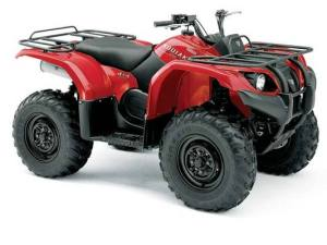 Yamaha YFM400FWAN KODIAK Ultramatic Owner Manual, 2001