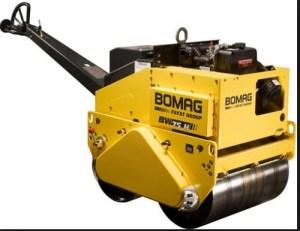 Bomag BW75 AD2 Walkbehind double drum vibrat roller