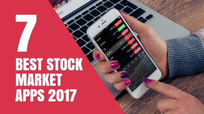 best stock market apps 2017 cover