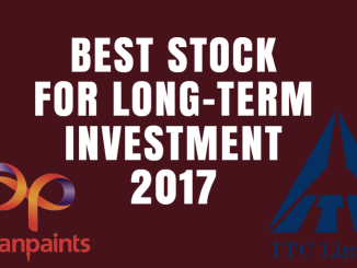 best stocks for long term investment in india cover 2017