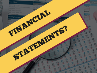 How to read financial statements of a company