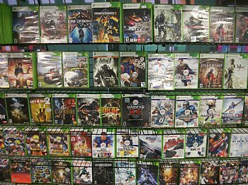 Xbox 360 Games Trade N Games
