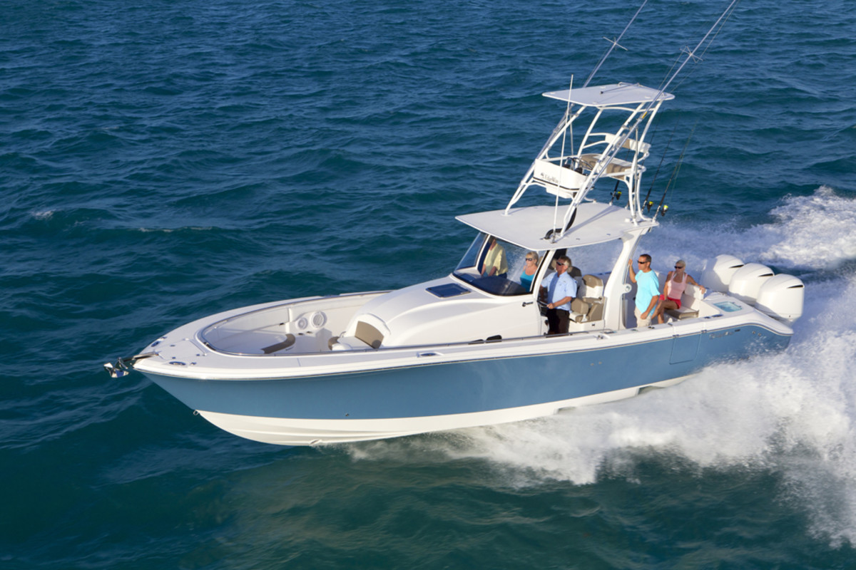 EdgeWater Boats Expands Workforce And Facility Trade