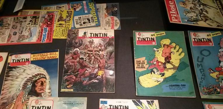 Comic-Magazine