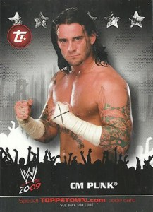 2009 Topps WWE Ticket to Toppstown