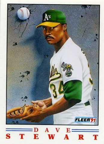 1991 Fleer Baseball Pro-Visions Gallery, Checklist