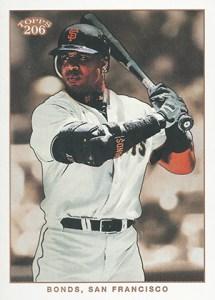 2002 Topps 206 Baseball 310 Barry Bonds