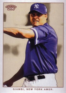 2002 Topps 206 Baseball 356 Jason Giambi