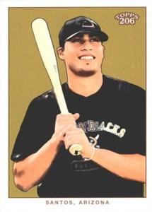 2002 Topps 206 Baseball Variations 431 Sergio Santos