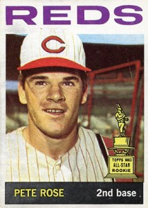 1964 Topps Pete Rose All-Star Rookie
