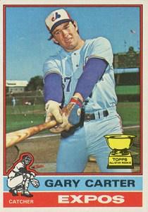 1976 Topps Gary Carter