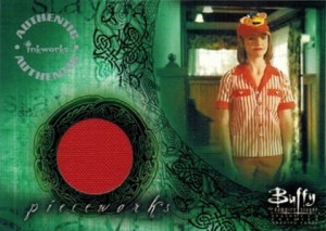 2002 Inkworks Buffy the Vampire Slayer Season 6 Pieceworks