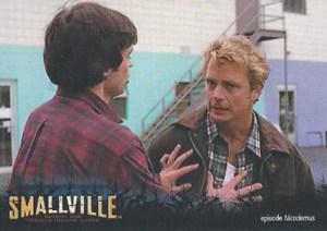 2002 Inkworks Smallville Season 1 Base