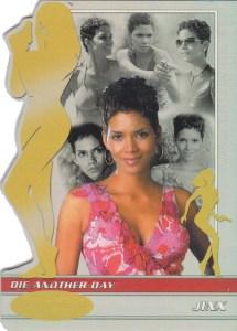 2002 Rittenhouse James Bond 40th Anniversary Expansion Women of Bond Jinx