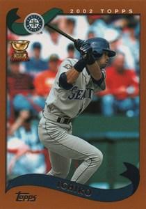 Topps All-Star Rookie Team - 2002 Topps Ichiro