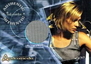 2004 Inkworks Andromeda Reign of Commonwealth Pieceworks
