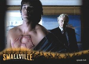 2004 Inkworks Smallville Season 3 Base