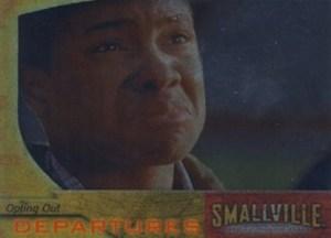 2004 Inkworks Smallville Season 3 Departures