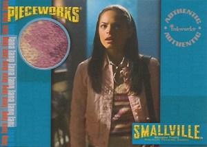 2004 Inkworks Smallville Season 3 Pieceworks