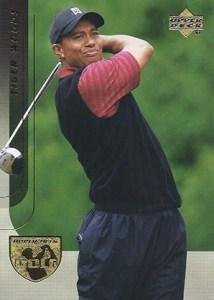 2004 Upper Deck Golf Base Tiger Woods