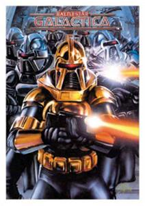 2006 Rittenhouse Battlestar Galactica Colonial Warriors ArtiFEX