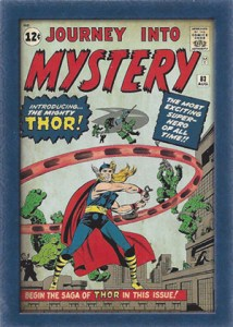 2011 Upper Deck Thor Comic Covers