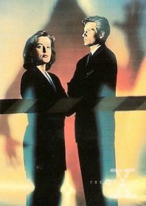 1996 Topps X-Files Season 2 Base