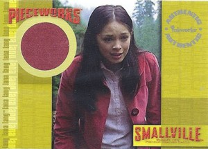 2003 Inkworks Smallville Season 2 Pieceworks