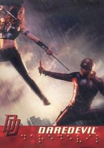 2003 Topps Daredevil Promo P3
