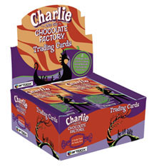 2005 Artbox Charlie and the Chocolate Factory Box
