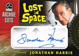 2005 Rittenhouse Complete Lost in Space Archive Cuts Jonathan Harris as Dr. Smith