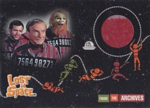 2005 Rittenhouse Complete Lost in Space Costume Card