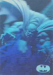 1996 Fleer SkyBox Batman Holo Series Promo