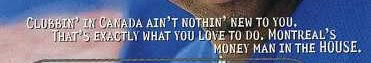 1999 Skybox Thunder Rondell White Quote
