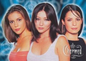 2000 Inkworks Charmed Season 1 CL1