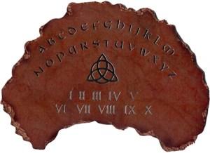 2000 Inkworks Charmed Season 1 Spirit Board