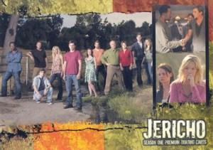 2007 Inkworks Jericho Season 1 Promo