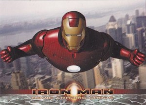 2008 Rittenhouse Iron Man Promo P3