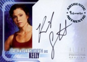 A1 Reiko Aylesworth as Kelly