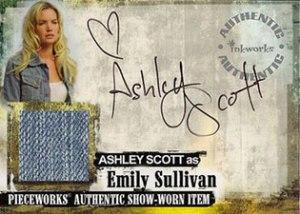 PWA2 Jacket worn by Ashley Scott as Emily Sullivan
